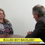 Tennessee mom who posted video of bullied son denies being racist