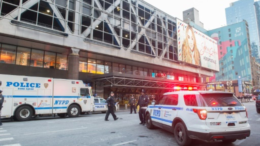 US unveils terror charges against New York 'subway bomber'