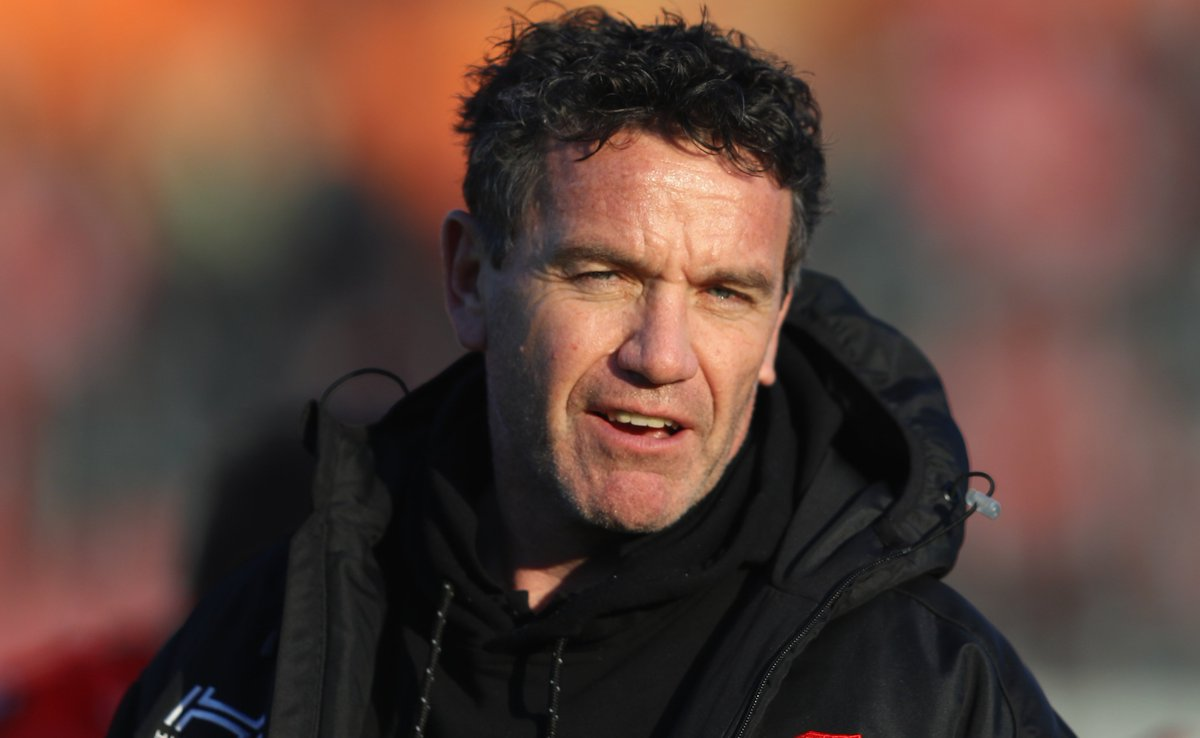 test Twitter Media - Mike Ford to Northampton? 🤔  The former Bath and Toulon boss has emerged as an early contender to replace Jim Mallinder.  Would you take him Saints fans?  ➡️ https://t.co/zQFEhCoqCn https://t.co/fk1rXZ73W8