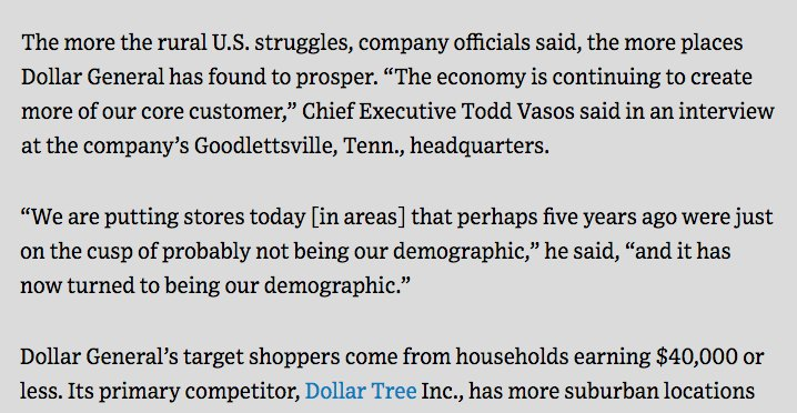 Extremely grim quotes from the Dollar General CEO https://t.co/RHJa8QXTY0 https://t.co/QsHfcKI9BT