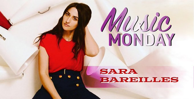Music Monday: Happy Birthday, Sara Bareilles!