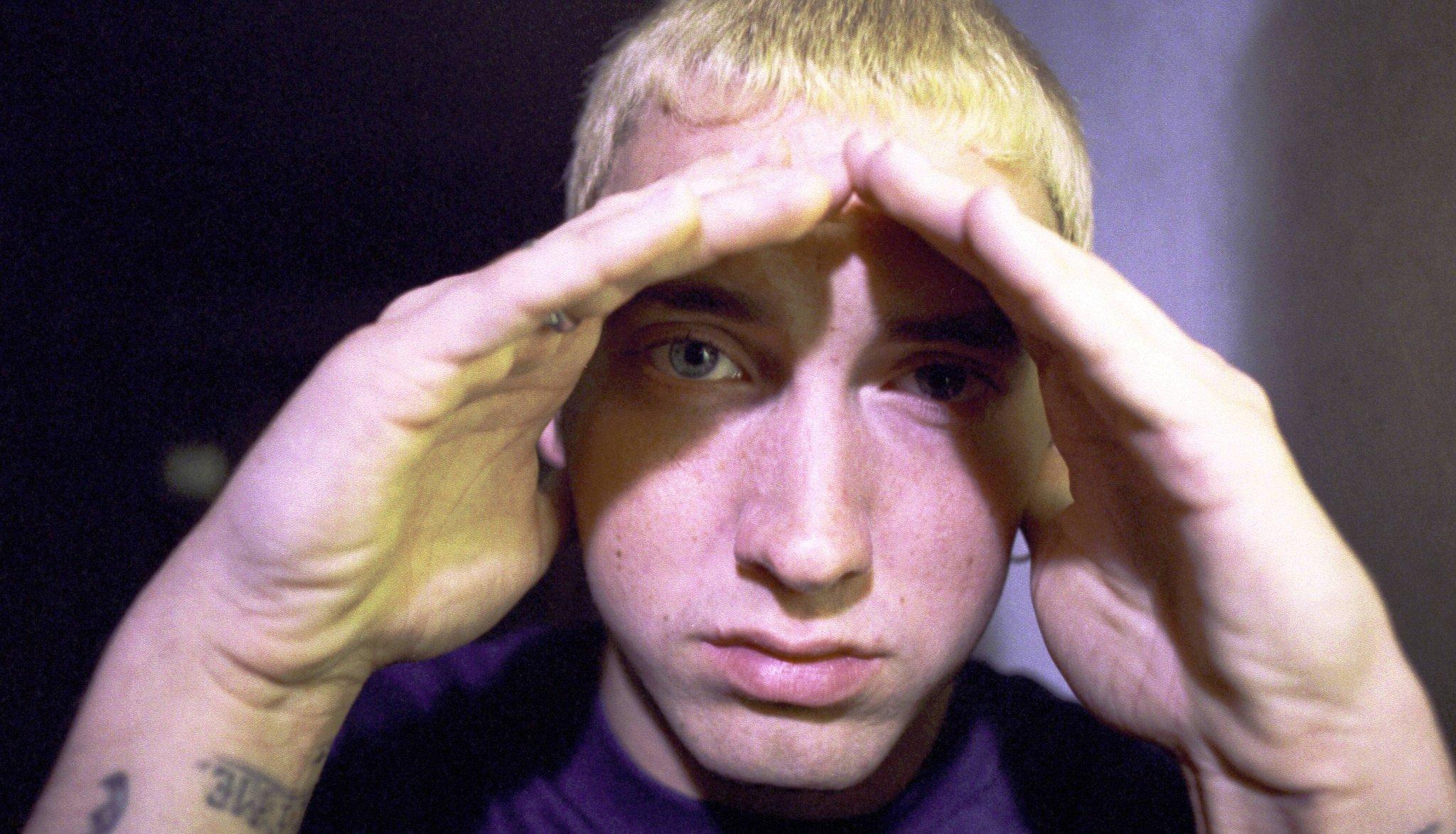 Eminem's 'Slim Shady' EP turns 20 today. Check out the rapper's best songs https://t.co/NfcFnGKki4 https://t.co/8pqmDMNtNT