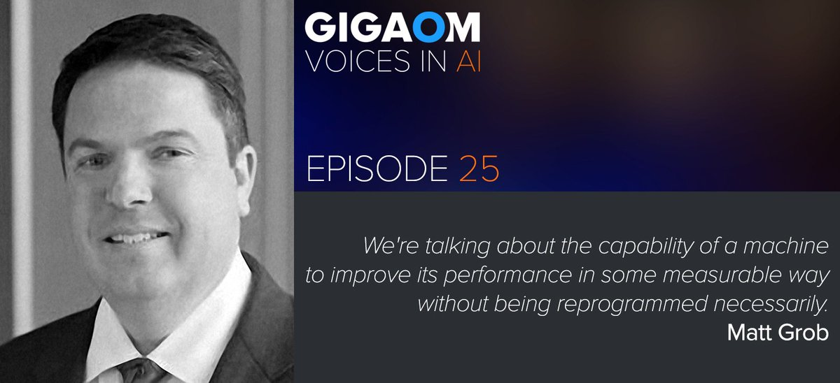 test Twitter Media - RT @VoicesinAI: Hear Matt Grob talk w/ @byronreese about the #Turing test, creativity, Google Translate, job displacement & #education - Catch @Qualcomm 's @MattGrob on this #AI podcast by @Gigaom https://t.co/ejwP1t3wh6…n-with-matt-grob/ https://t.co/F11TSxLE4G