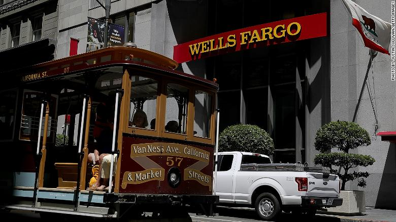 California blames Wells Fargo for 1,500 fake insurance policies