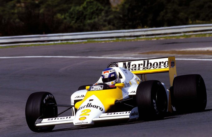 Happy Birthday Keke Rosberg!
