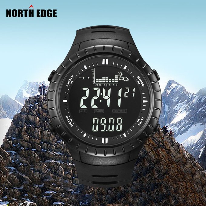Like and Share if you want this  NORTH EDGE Mens Digital Watch   Tag a frie ... https://t.co/bPP82h0jpk https://t.co/kPGl2MS2kj