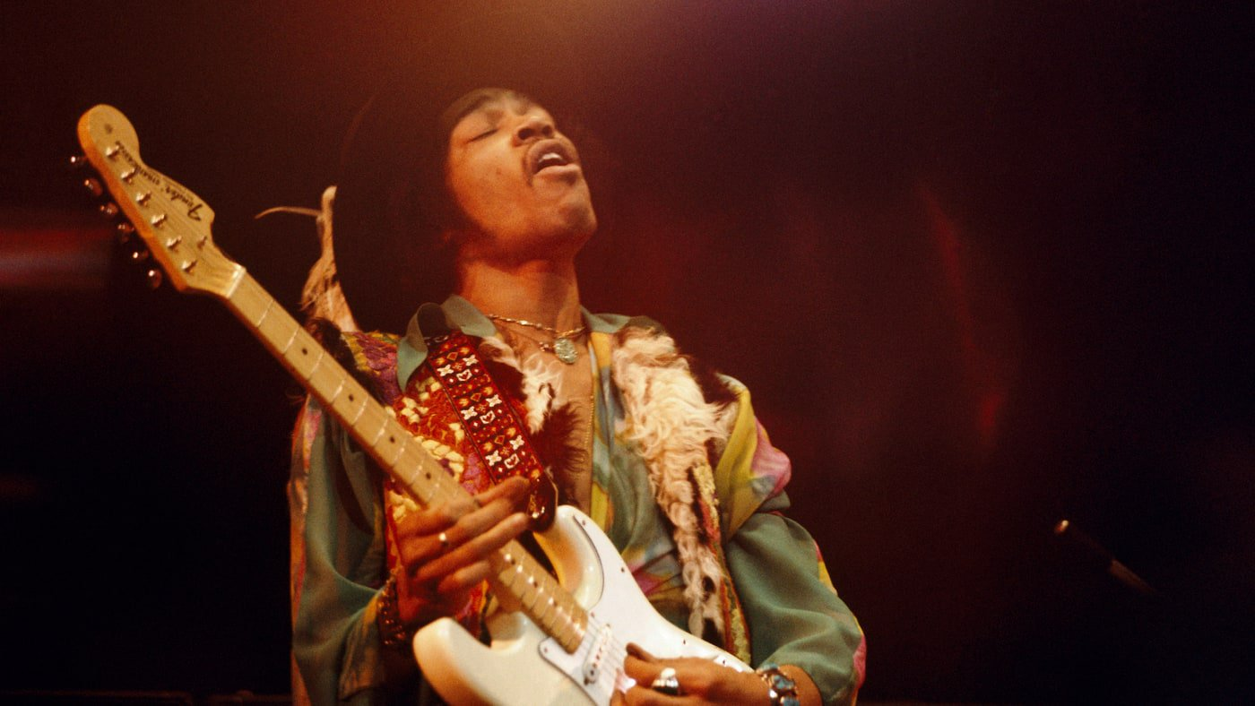 A new Jimi Hendrix LP will include 10 previously unheard recordings https://t.co/lSRnb6cSmd https://t.co/bJQoIE8RGB