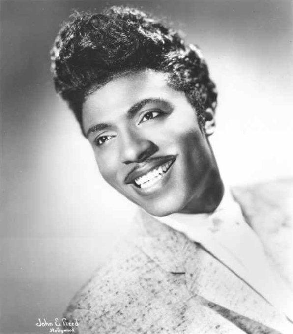 Happy belated birthday to music legend Little Richard!