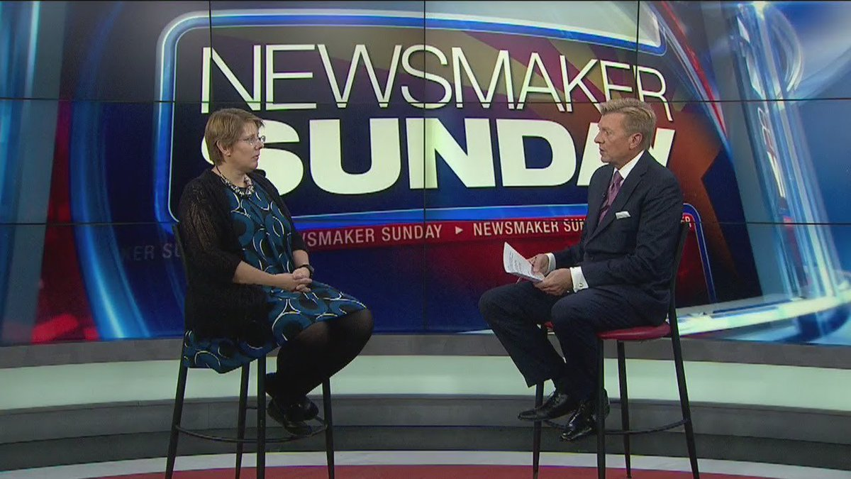 Newsmaker Sunday: Sherry Towers