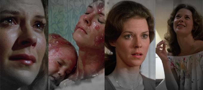 Ultimate horror Mom!  HL wishes a VERY Happy Birthday to Poltergeist star JoBeth Williams. (Martyn)