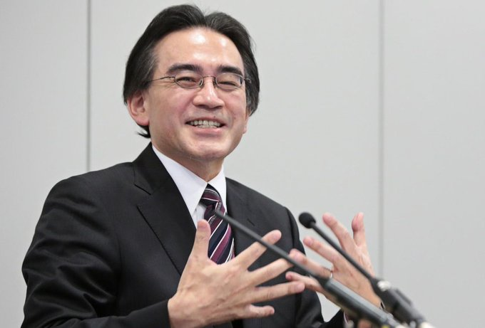 Happy birthday to the late great Satoru Iwata