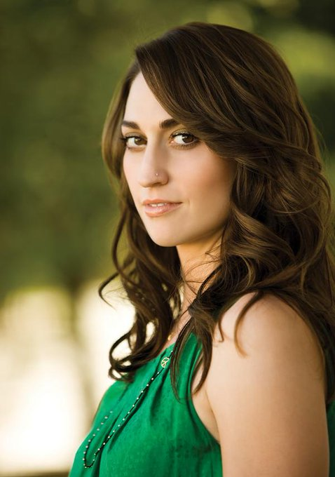 Happy Birthday to Sara Bareilles who turns 38 today!