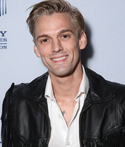 Happy Birthday Aaron Carter