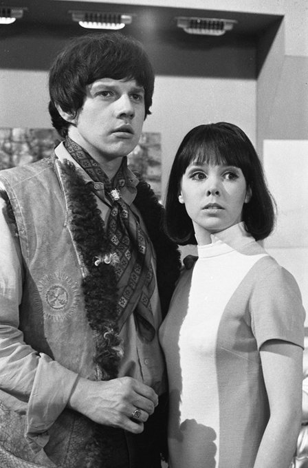 A very happy birthday to Wendy Padbury!