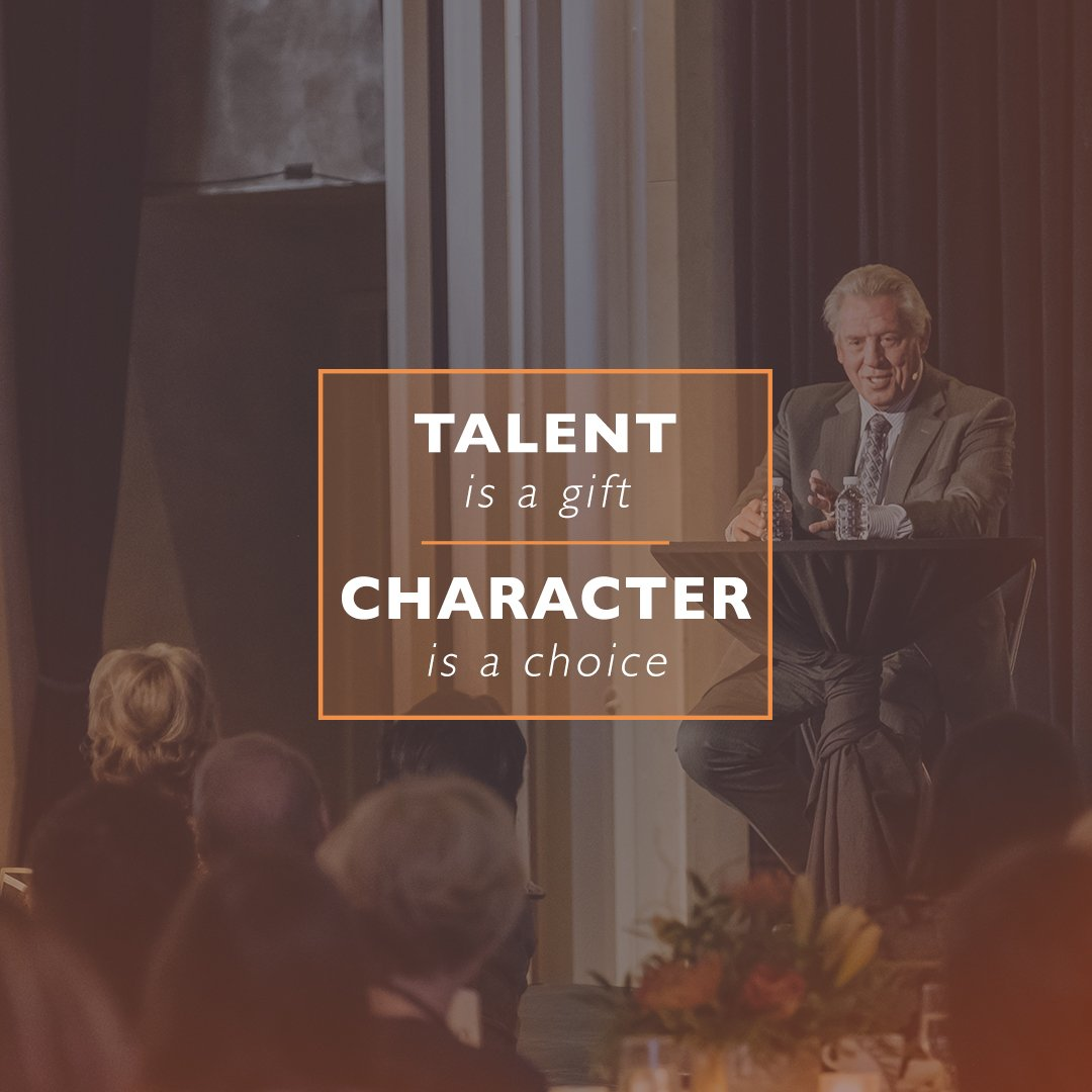 Don't value talent above character. https://t.co/8LIvTxwb3Z