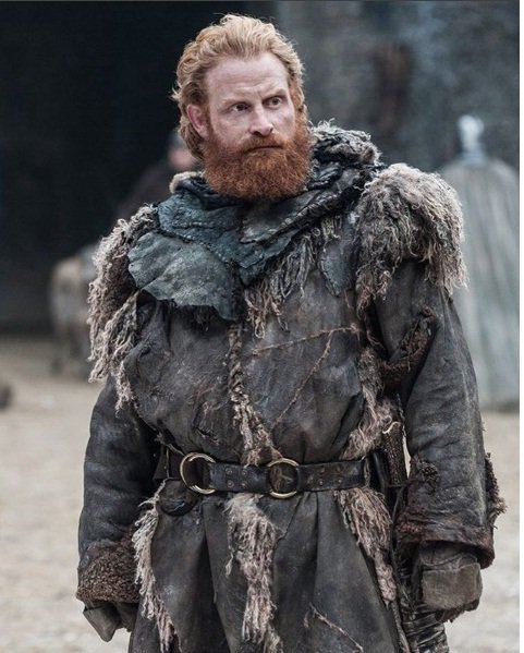 Happy Birthday, Kristofer Hivju