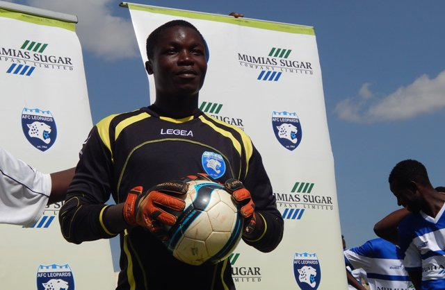 Ex-Leopards keeper among five dropped at Homeboyz