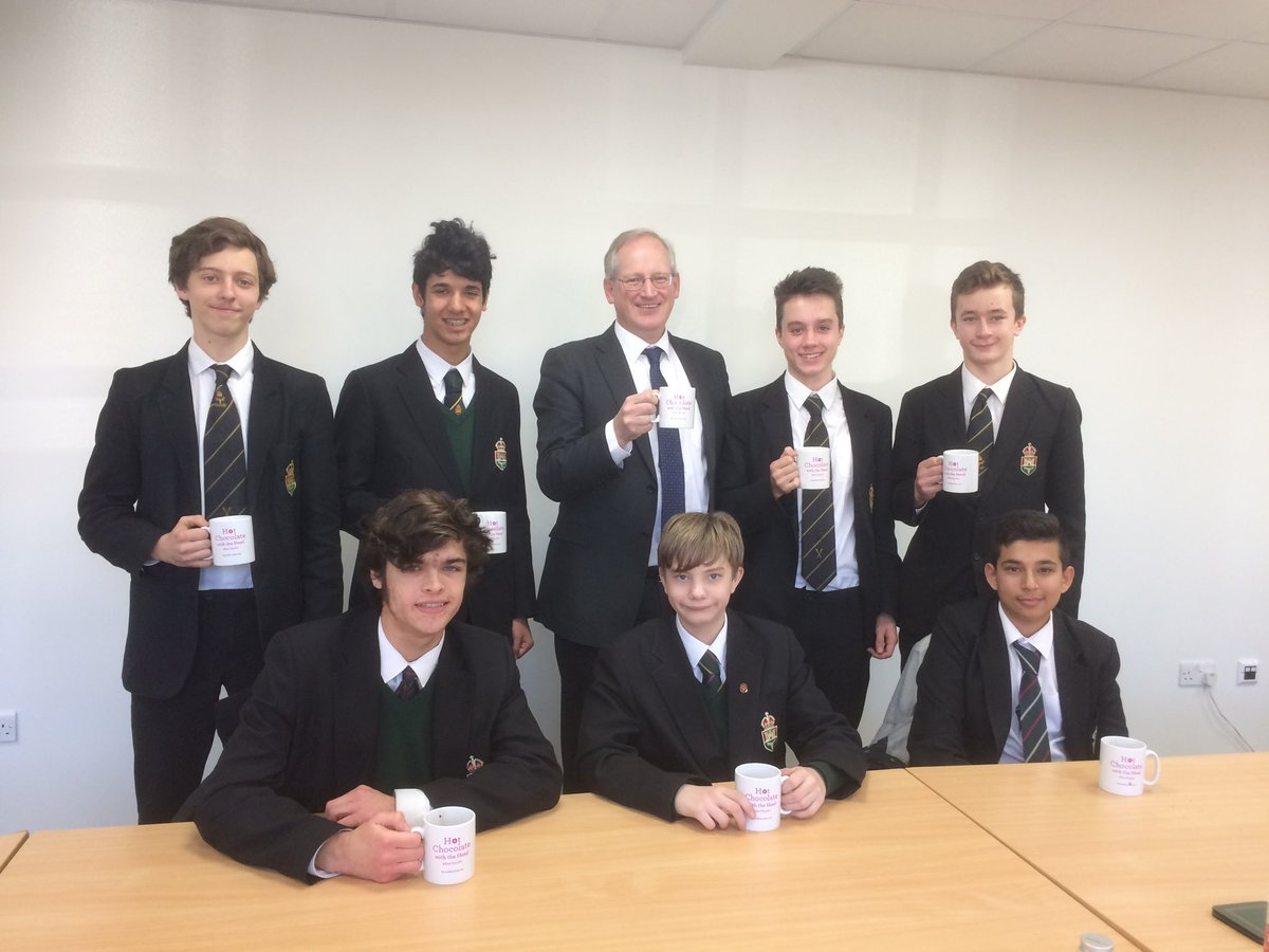 test Twitter Media - These seven boys have earned a mug of hot chocolate with the head for consistently getting it right in the classroom and in the wider life of the school with their first class attitude and positive outlook. Well done! #HotChocFri https://t.co/edIdNEfIQC