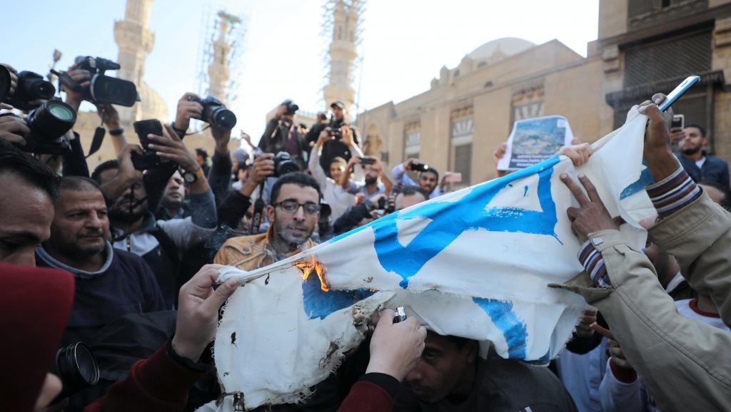 Jérusalem: le grand imam d'Al-Azhar annule une rencontre avec Mike Pence