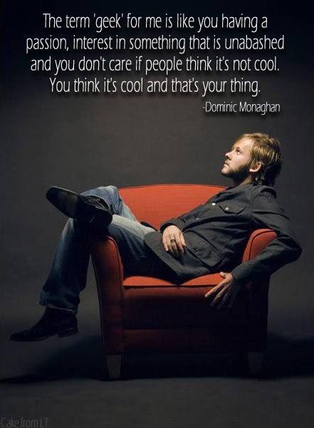Happy birthday Dominic Monaghan!