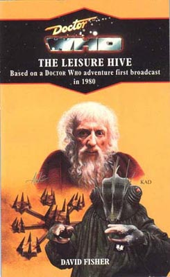 RT @dwcoverstory: The Leisure Hive novelisation was reprinted in 1993 with a new cover by Alister Pearson. https://t.co/lUtfgfk8G6