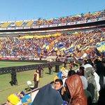 35 mil aficionados de Tigres en la práctica del eq...