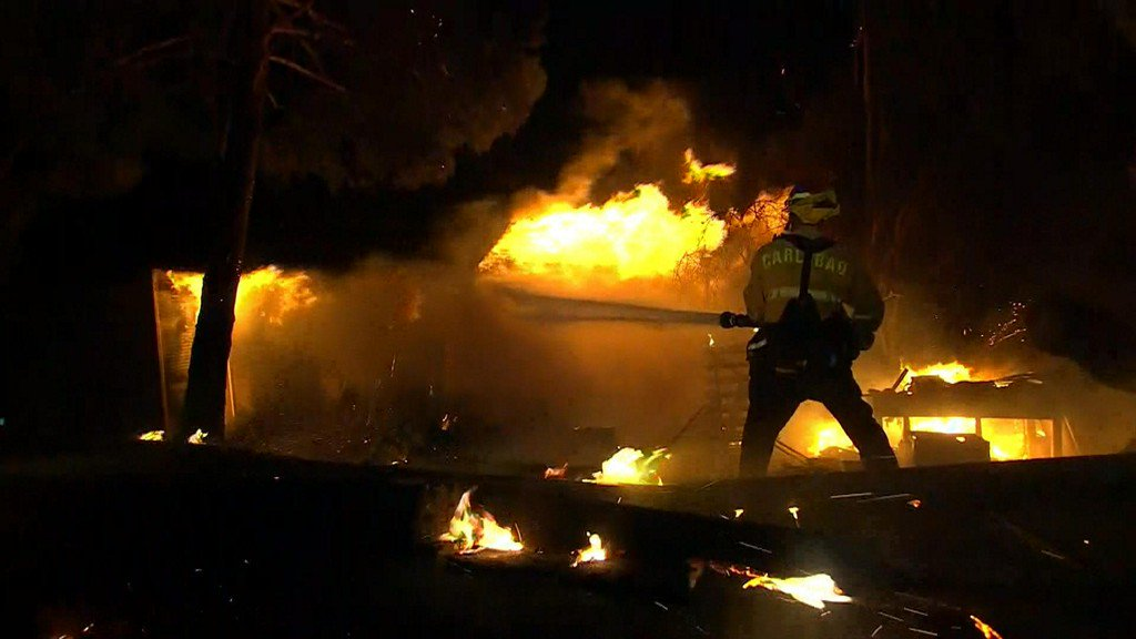 Southern California wildfires still smoldering after hellish week