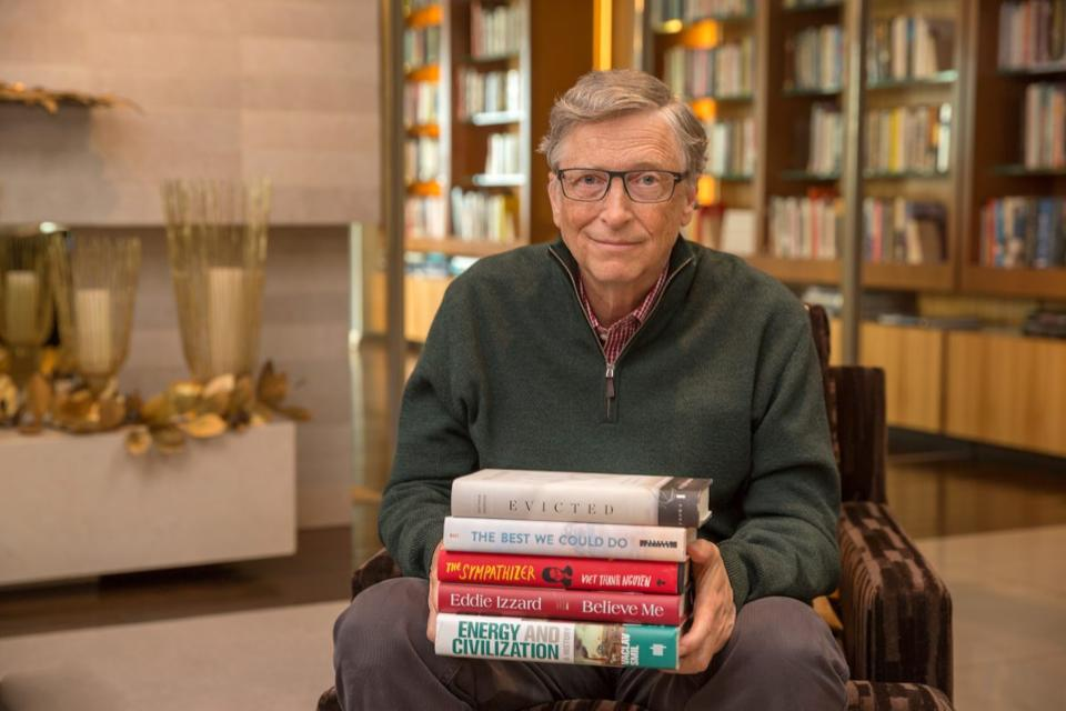 test Twitter Media - These are Bill Gates' favorite 5 books of 2017 https://t.co/I8qMcxi5iv https://t.co/HF5alsRuAA