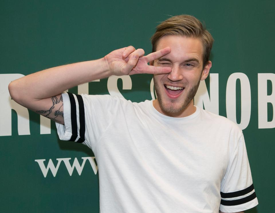 test Twitter Media - How PewDiePie made $12 million this year despite fallout from anti-semitic and racist videos: https://t.co/tkln0nP8o1 https://t.co/OrBZmPp48U