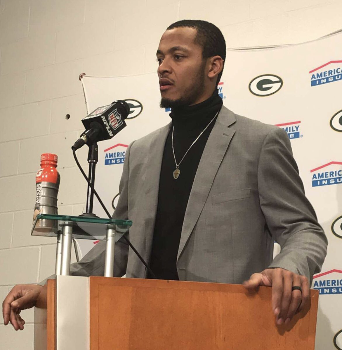 .@bretthundley7: This team has a lot of fight. It's not over yet. #GBvsCLE #GoPackGo https://t.co/JpAEU86ydn