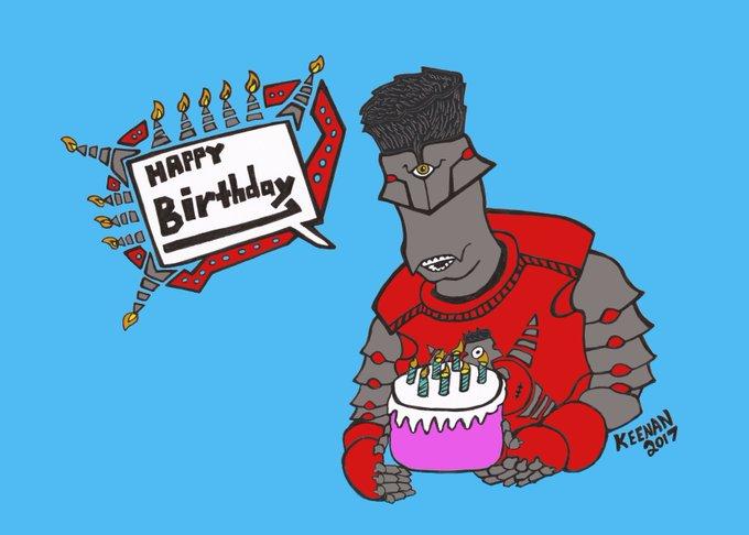 -- Happy Birthday, Ashley!