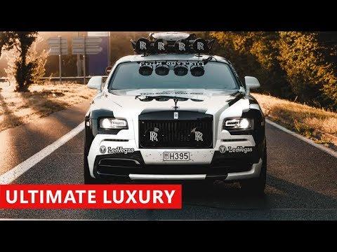 7 Super Luxurious Cars To Consider In 2018 - Dauer: 14 Minuten