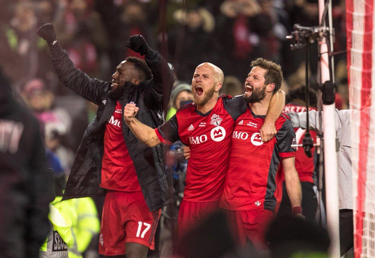 RT @torontofc: He's baaaaaaack! Defender Drew Moor commits to Toronto FC  📰: https://t.co/rQYfWanJKs https://t.co/XWtf3PSbhl