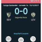 RT : Al Sevilla FC - Levante de liga...