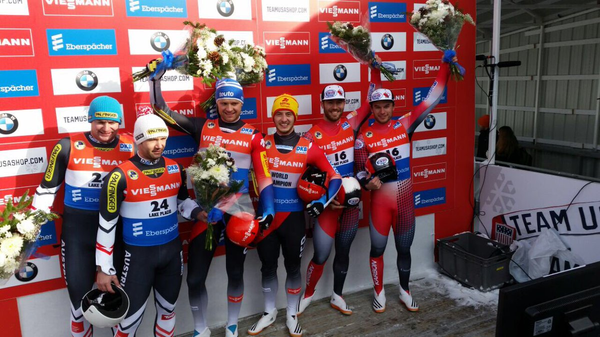 @EggertBenecken mit 5. Saisonsieg beim @Viessmann_Sport Rennrodel Weltcup in Lake Placid #BSDteam #BSDsport #TeamD https://t.co/Mc6N8kvsN7