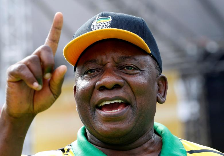 South Africa's nearly man Ramaphosa may lead country at last