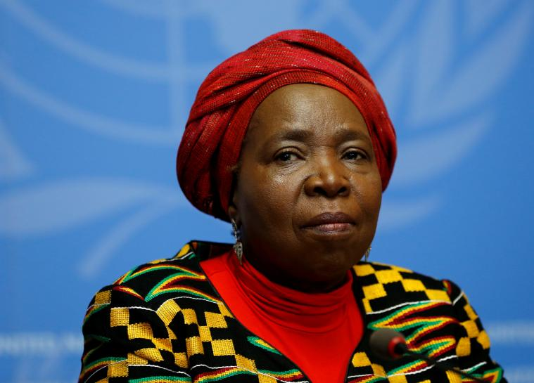 'Fierce and formidable' Dlamini-Zuma eyes South Africa's presidency