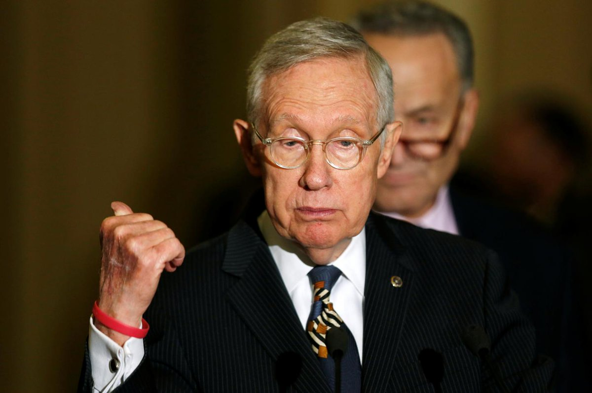 The Pentagon searched for aliens and UFOs at Harry Reid's request
