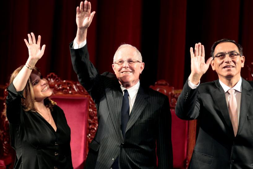 Odebrecht says dealings with Peru president were legitimate