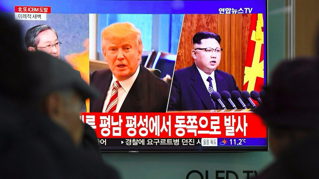 Will Trump start a nuclear war with North Korea?
