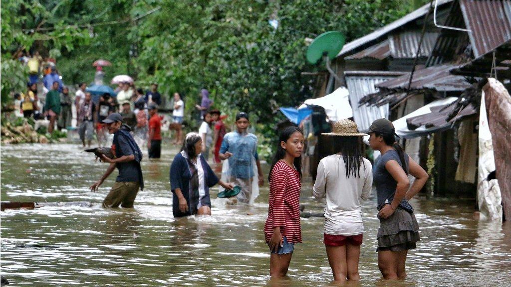 Dozens killed in Philippine landslides after tropical storm Kai-tak