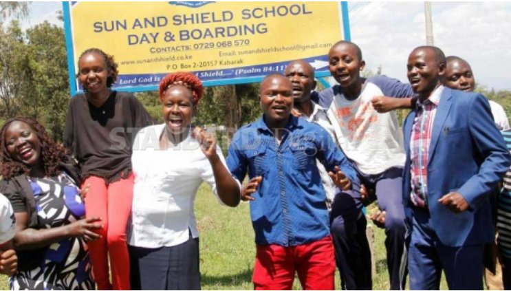 Sun and Shield among schools that performed well in KCPE