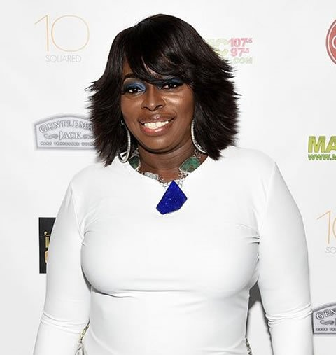Happy Birthday Angie Stone