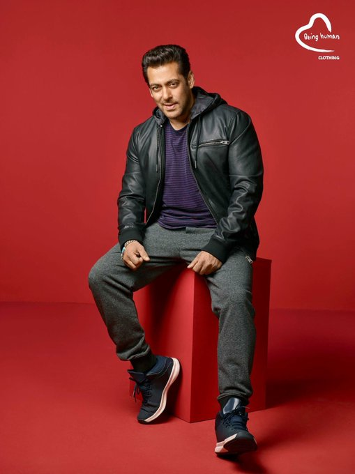 Wishing you a memorable day and an adventurous year, Happy birthday Salman Khan Sir