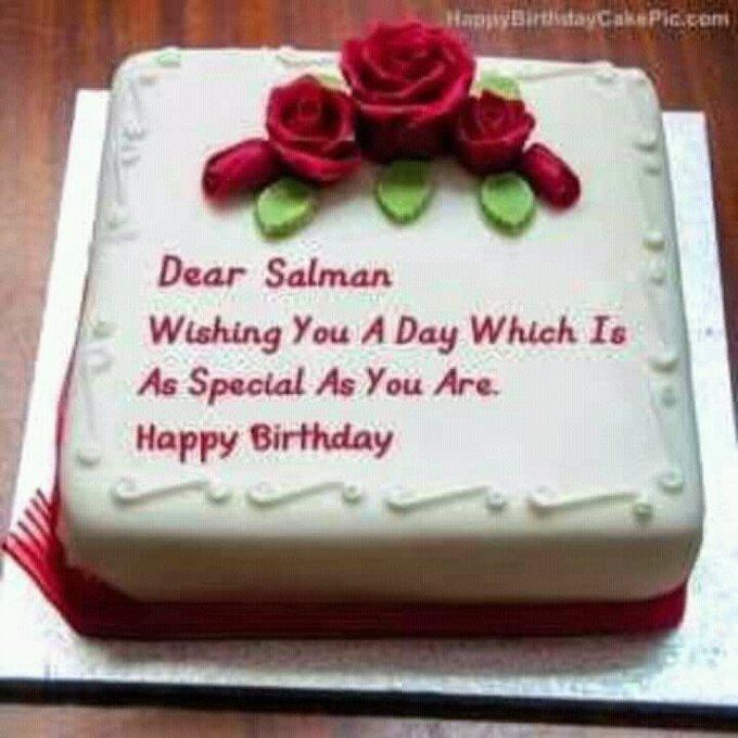Happy birthday to u brother  salman khan