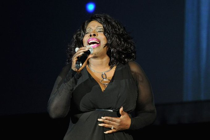 HaPpY BirThDaY!! to the smooth vocals of Angie Stone