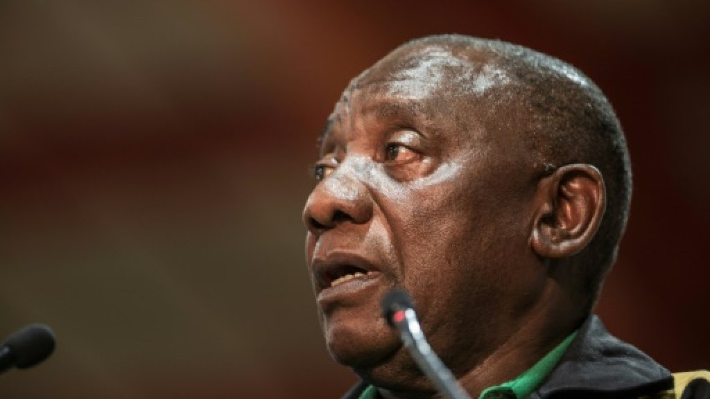 S. Africa: Ramaphosa calls for unity in maiden speech as ANC chief
