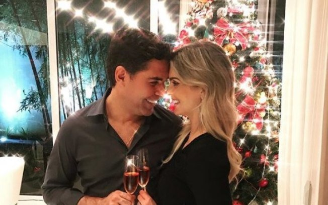 Doda Miranda. Foto do site da IG Gente que mostra Após divórcio litigioso, Doda Miranda marca casamento com jornalista