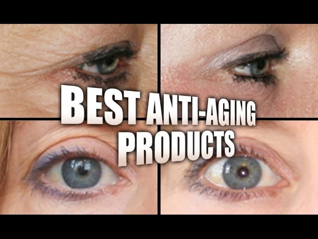 THE TOP 5 BEST ANTI-AGING PRODUCTS! PLUS THE HOLY GRAIL OF EYE SERUMS! -...