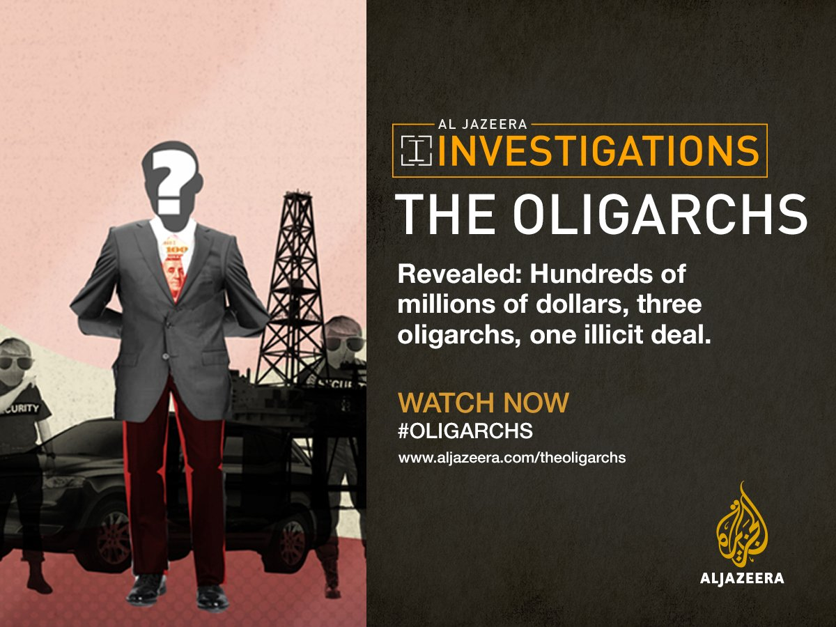 How Ukraine's elite stole their country's fortune.   Watch our investigation